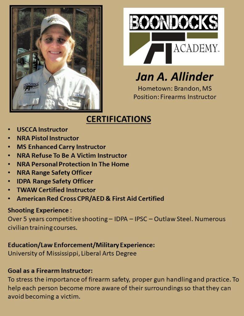 Jan A. Allinder
