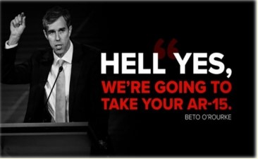 Beto wants to take your ARs