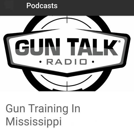 Gun Talk Radio logo