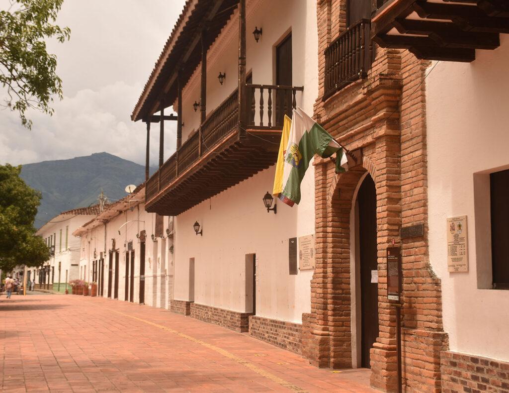 Alcaldia de Santa Fe de Antioquia
