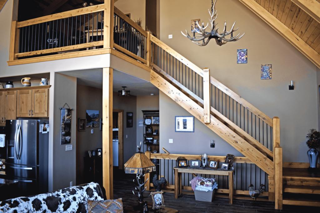 Stairs-Van-Deel-Homes
