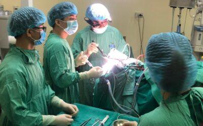 Smart Glasses Revolutionize Surgical Collaboration