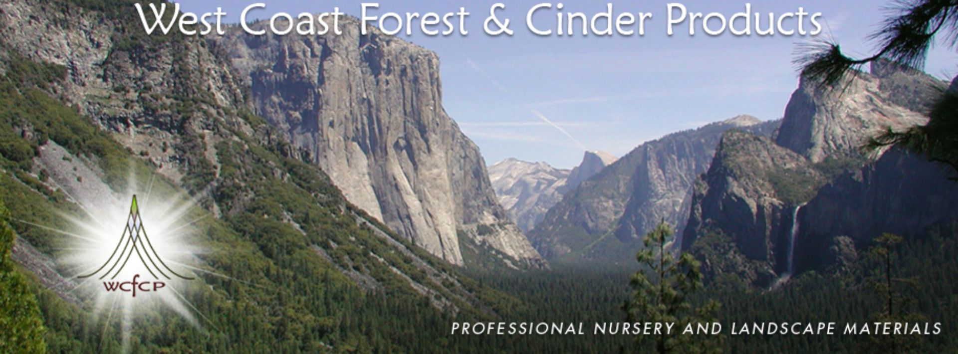 West Coast Forest & Cinder Products