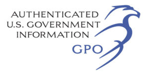 Authentic U.S. Gov Info GPO