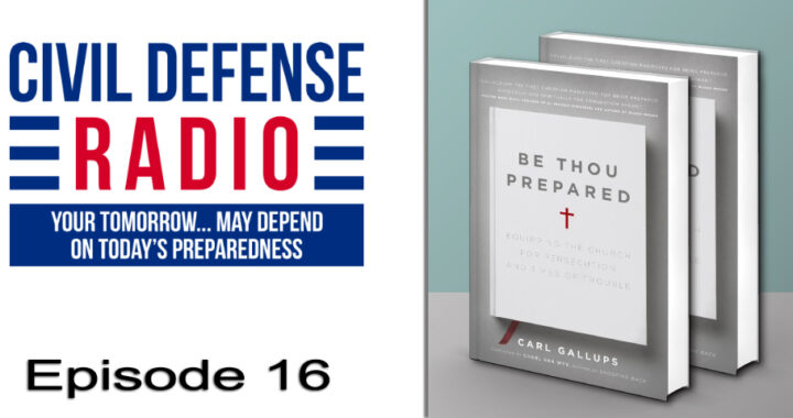 Be Thou Prepared with Pastor Carl Gallups