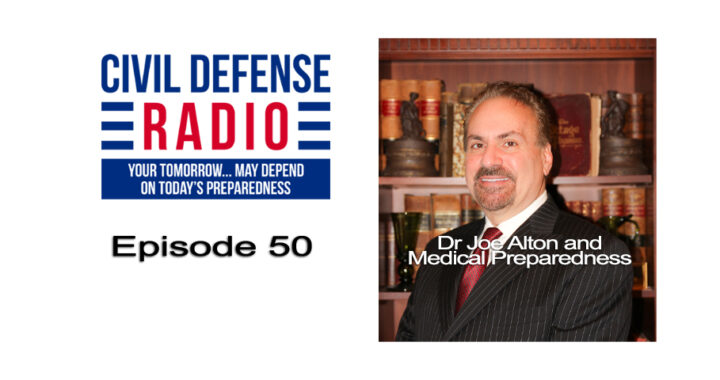 Dr Joe Alton and Medical Preparedness