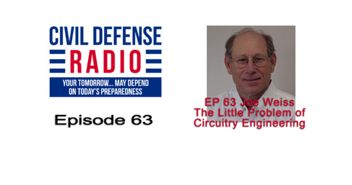 EP 63 Joe Weiss The Little Problem of Circuitry Engineering