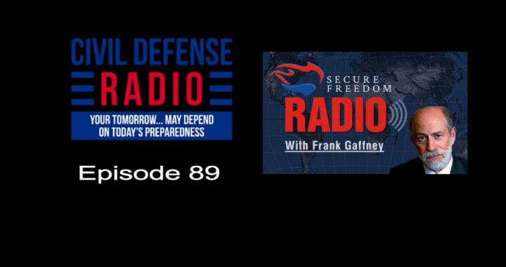 Preston on Secure Freedom Radio
