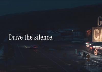 MERCEDES EQ | DRIVE SILENT