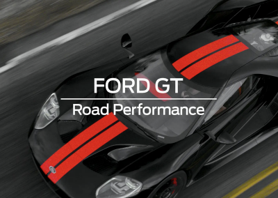 FORD GT | ROAD PERFORMANCE
