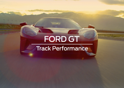 FORD GT | TRACK PERFORMANCE