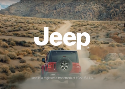JEEP | CONQUERING TRAILS