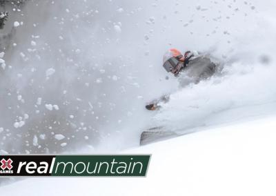 X GAMES REAL MOUNTAIN | SNOWBIRD