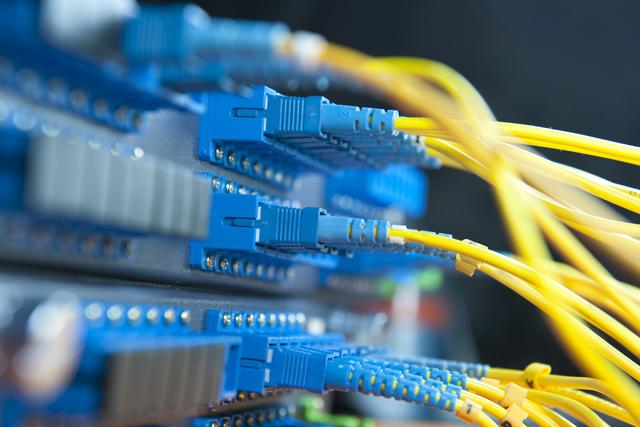 service provider fiber network