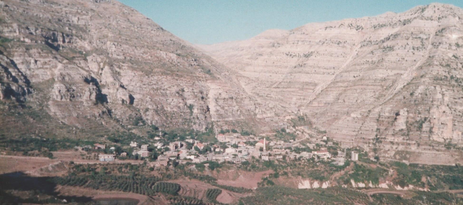 Akoura lebanon