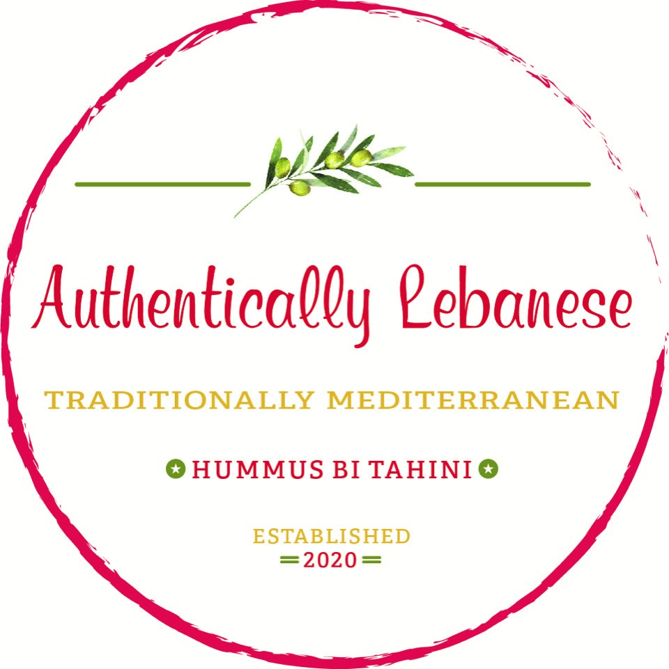 Authentically Lebanese hummus