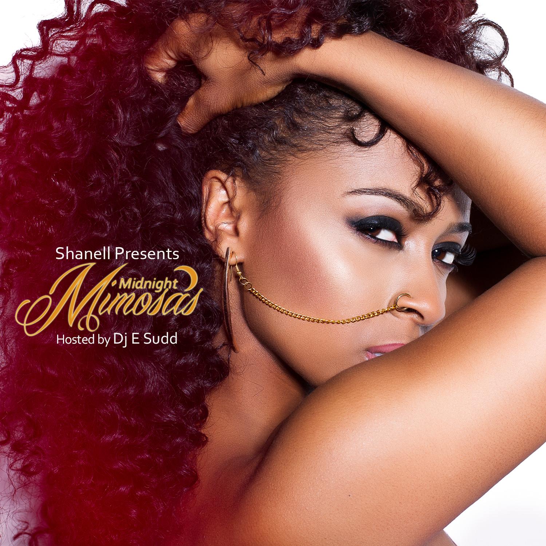 Midnight Mimosa Mixtape Cover