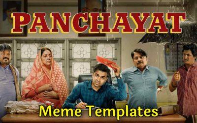 Panchayat Meme Templates
