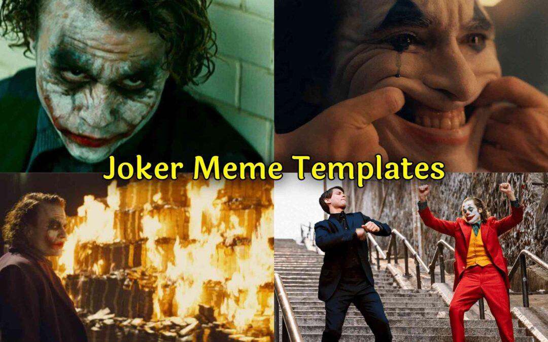 Joker Templates