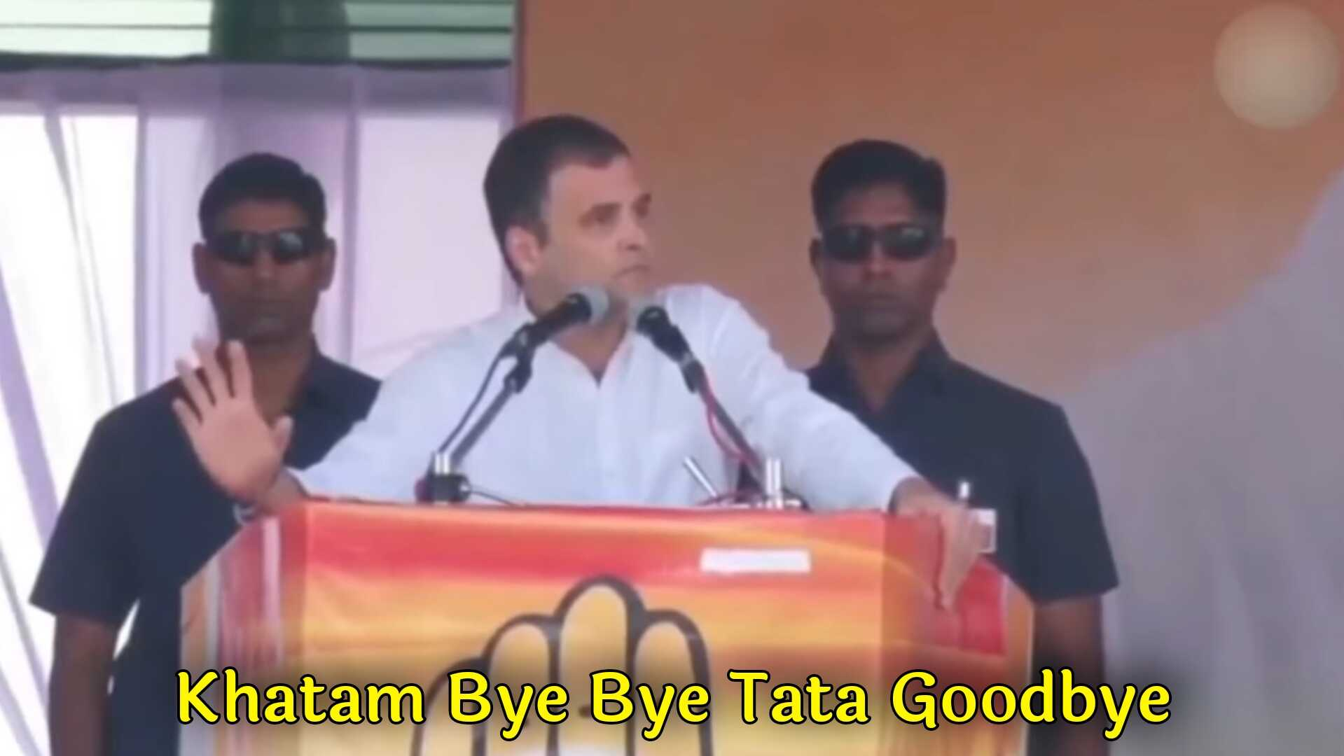 Rahul Gandhi Meme Templates