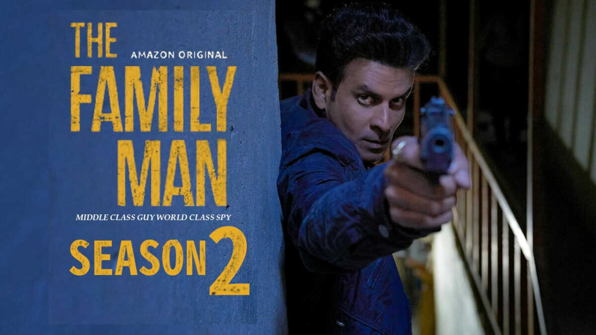 How To Watch The Family Man Season 2 For Free With Amazon Prime Video