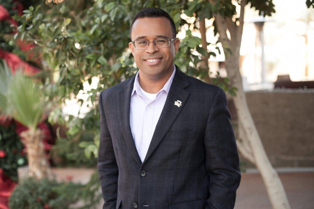Phoenix Mayor, Moses Sanchez