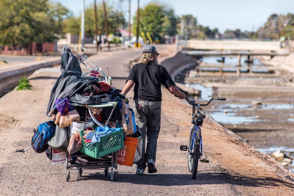 homelessness in Phoenix