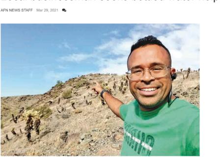 Moses Sanchez Charitable Work