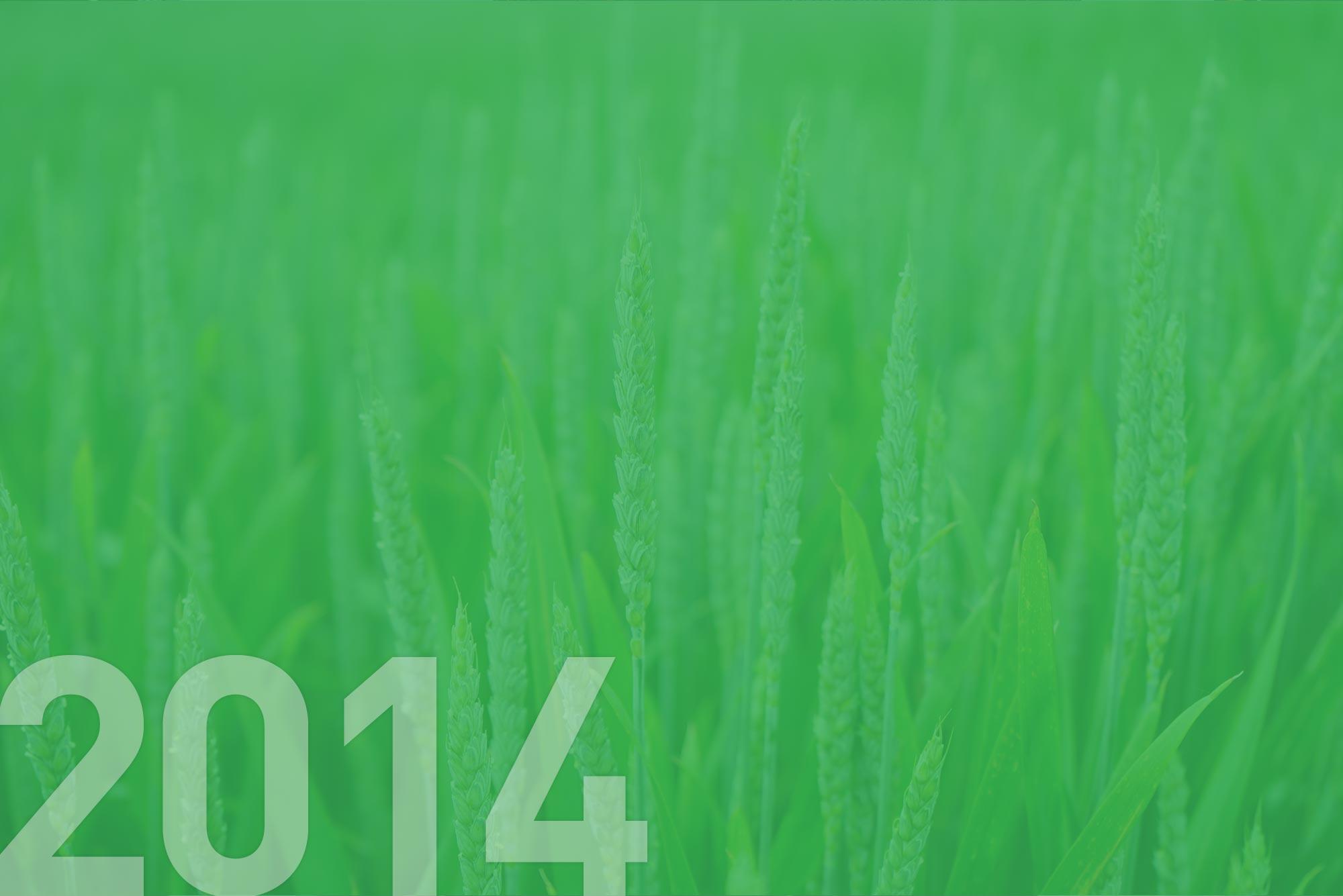 Oro Agri News 2014