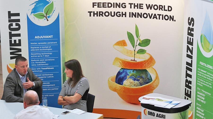 """ABIM – The Place to Be When it Comes to Biocontrol"" Says Oro Agri"