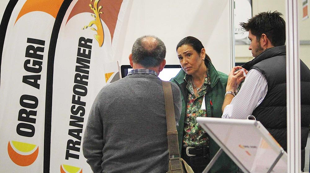 Oro Agri Gets Positive Feedback at Croptec 2014