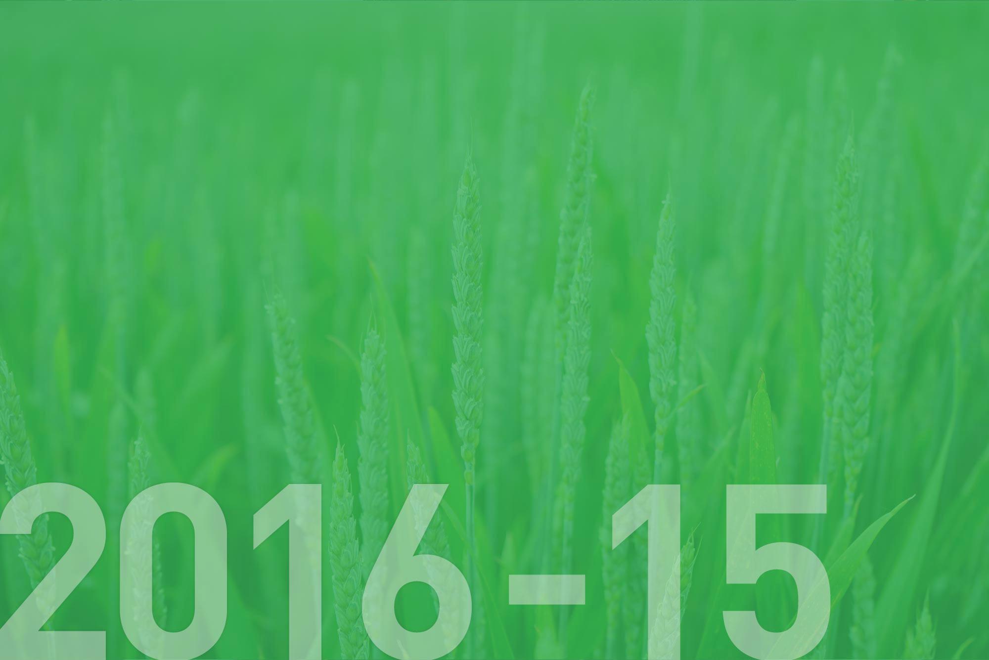 Oro Agri News 2016-2015