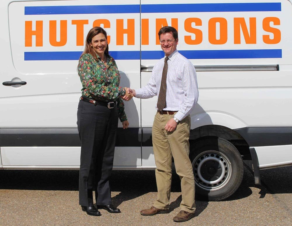 Oro Agri strikes new deal with Hutchinsons to distribute products in the UK