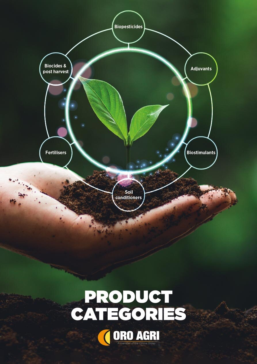 Oro Agri products