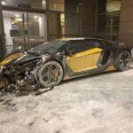 Did your Lamborghini ever catch fire?