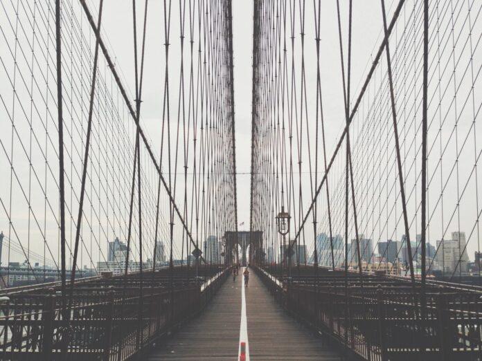 Bridge Over The River Surprise