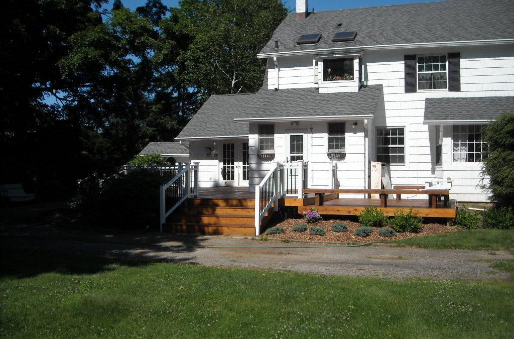 Deck Renovation Greenlawn
