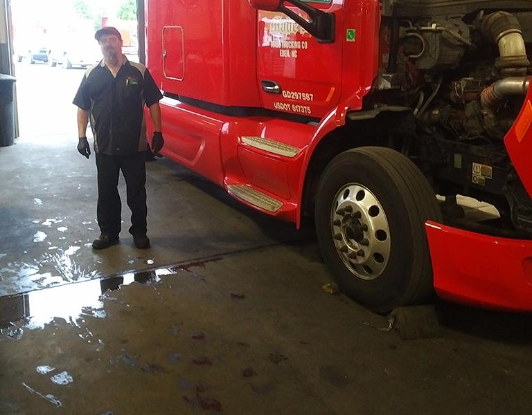 Mabe Trucking Co, Inc