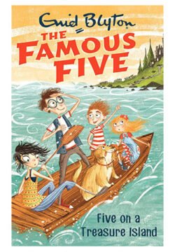 Famous Five – Five on a Treasure Island