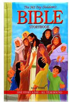 The 365 Day Children's Bible