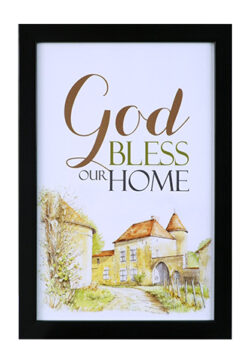 God Bless<br> Our Home