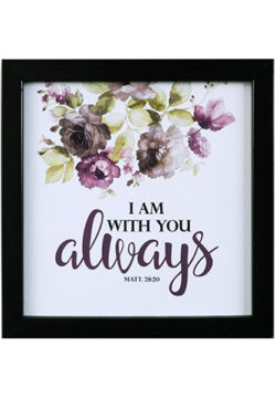 I Am with You <br>Always