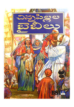 The Bible for Children Telugu PB