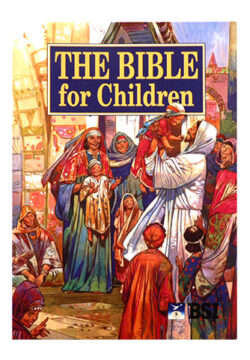 The Bible for Children PB
