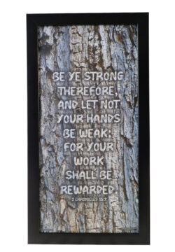 Be Ye Strong