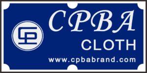 Logo for CPBA Cloth Brand