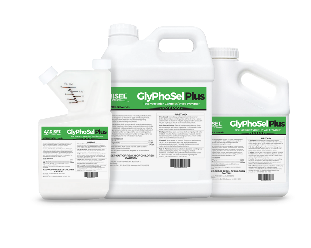 Agrisel GlyPhoSel Plus Herbicide