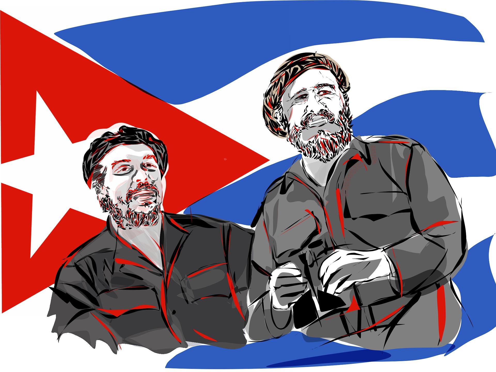 Fidel Castro, Che Guevara and the Cuban Revolution