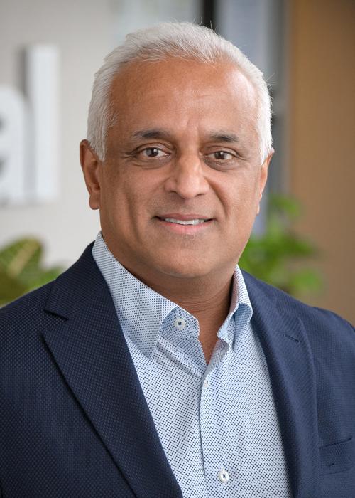 Nish Patel – CFO
