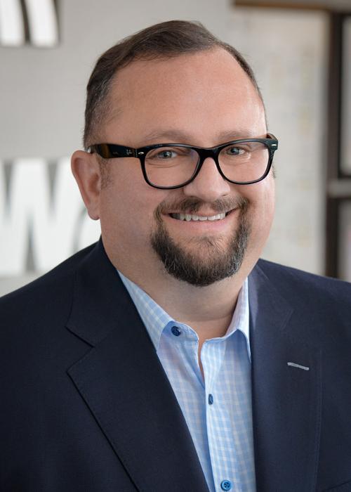 Noel Ranka – VP Marketing and Strategic Planning